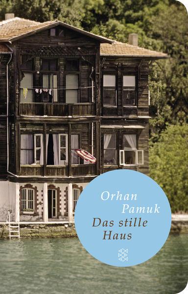 Das stille Haus - Coverbild
