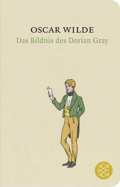 Das Bildnis des Dorian Gray - Coverbild