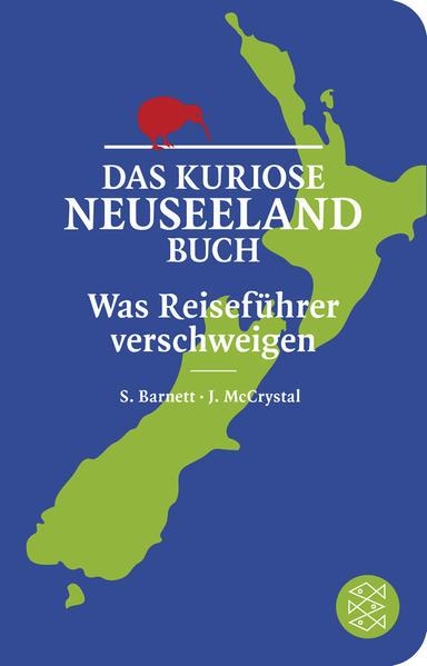Das kuriose Neuseeland-Buch - Coverbild