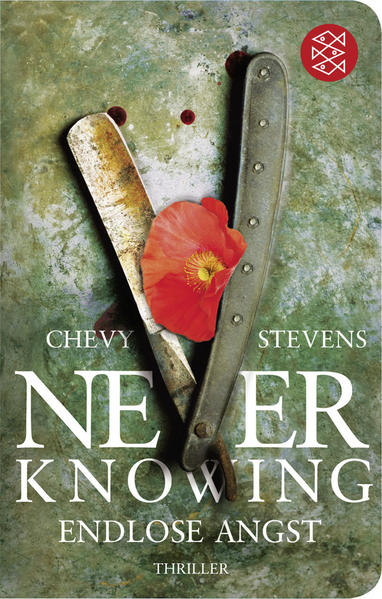 Never Knowing - Endlose Angst - Coverbild