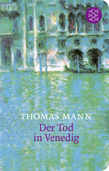 Der Tod in Venedig - Coverbild