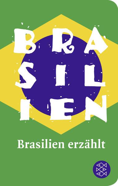 Brasilien erzählt - Coverbild