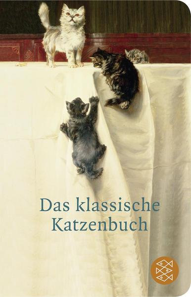 Das klassische Katzenbuch - Coverbild
