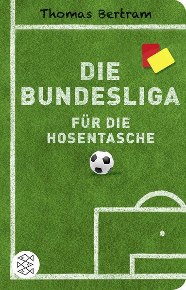Die Bundesliga für die Hosentasche - Coverbild