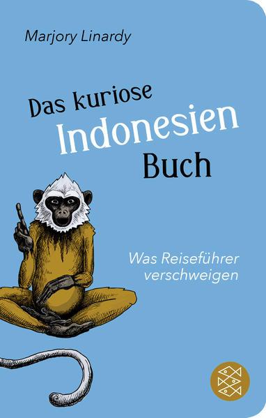 Das kuriose Indonesien-Buch - Coverbild