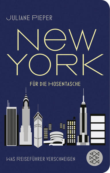 New York für die Hosentasche - Coverbild