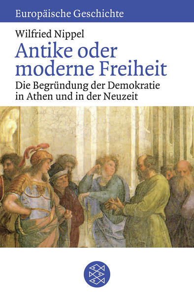 Antike oder moderne Freiheit - Coverbild