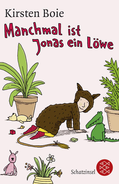 Manchmal ist Jonas ein Löwe - Coverbild