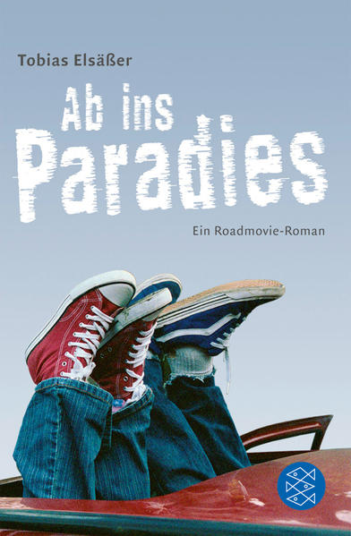Ab ins Paradies - Coverbild