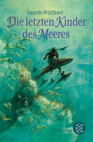 Die letzten Kinder des Meeres - Coverbild