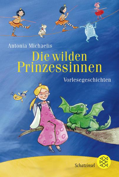 Die wilden Prinzessinnen - Coverbild