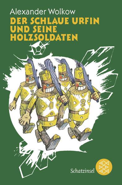 Der schlaue Urfin und seine Holzsoldaten - Coverbild