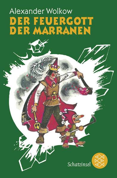 Der Feuergott der Marranen - Coverbild
