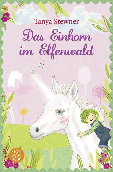 Das Einhorn im Elfenwald - Coverbild