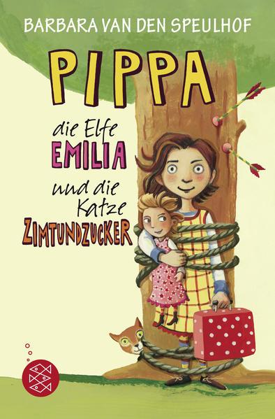 Pippa, die Elfe Emilia und die Katze Zimtundzucker - Coverbild