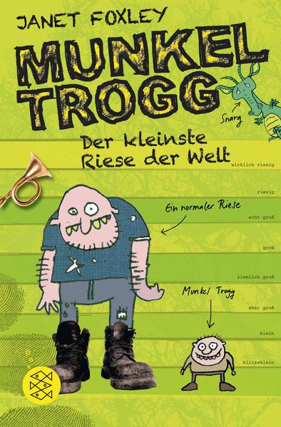 Munkel Trogg: Der kleinste Riese der Welt - Coverbild
