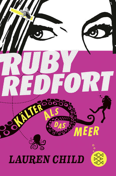 Ruby Redfort – Kälter als das Meer - Coverbild