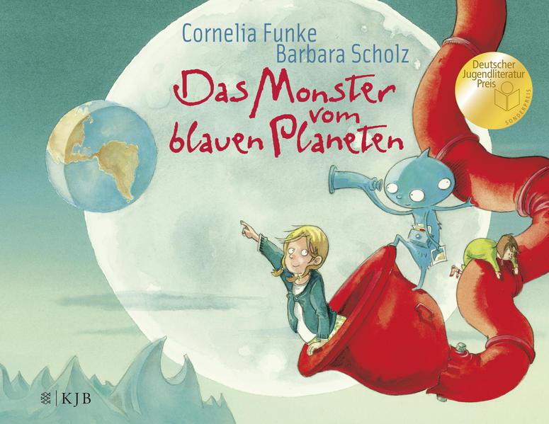Das Monster vom blauen Planeten - Coverbild