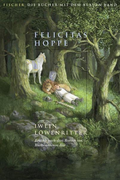 Iwein Löwenritter - Coverbild