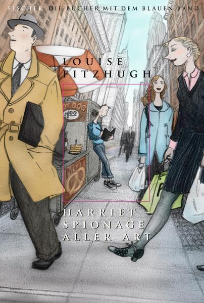 Harriet – Spionage aller Art - Coverbild