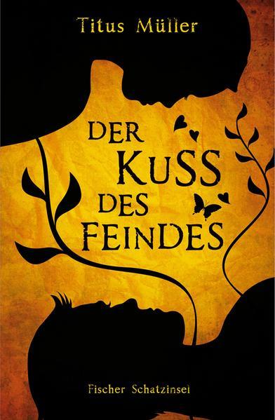 Der Kuss des Feindes - Coverbild