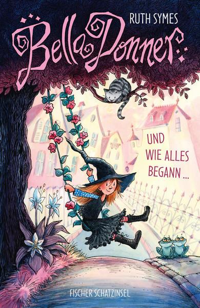 Bella Donner und wie alles begann ... - Coverbild