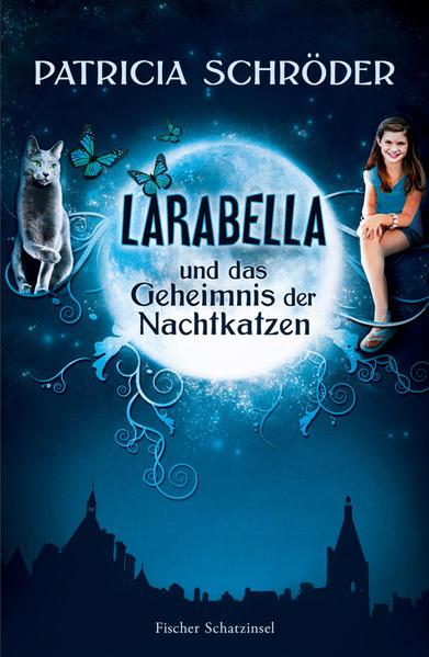 Larabella und das Geheimnis der Nachtkatzen - Coverbild