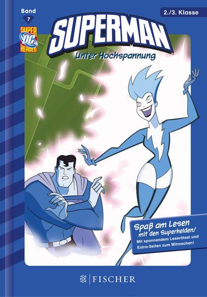 Superman 07: Unter Hochspannung Epub Herunterladen