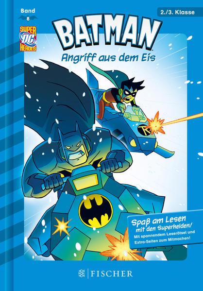 Batman 08: Angriff aus dem Eis PDF Kostenloser Download