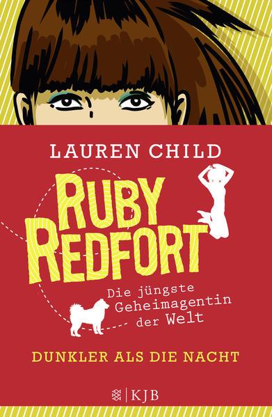 Ruby Redfort – Dunkler als die Nacht - Coverbild