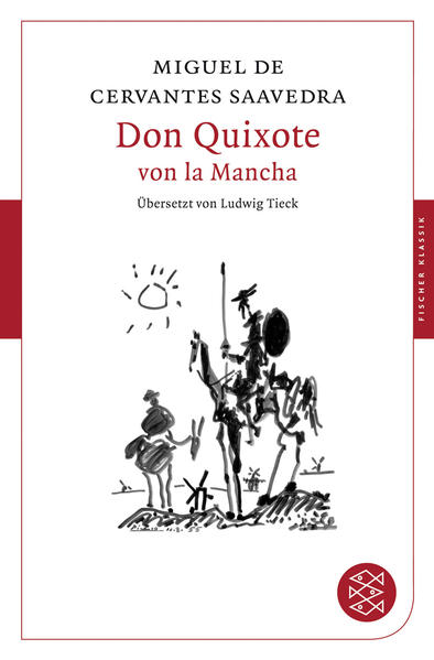 Don Quixote von la Mancha - Coverbild