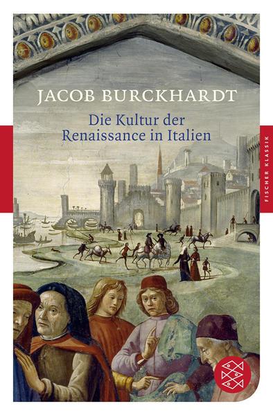 Die Kultur der Renaissance in Italien - Coverbild