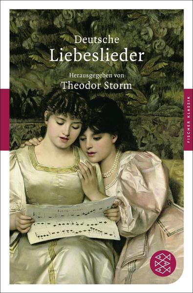 Deutsche Liebeslieder - Coverbild