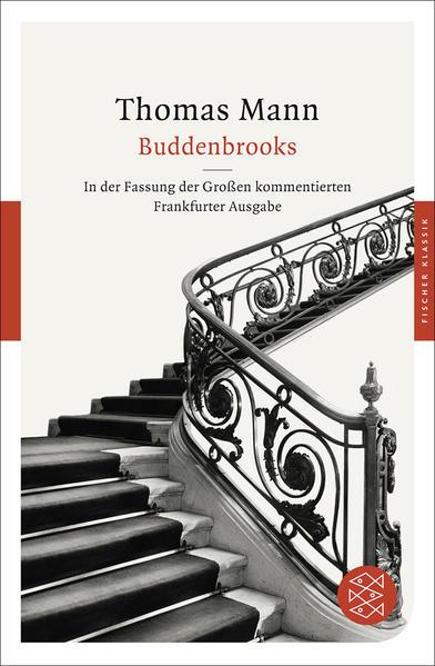 Buddenbrooks - Coverbild