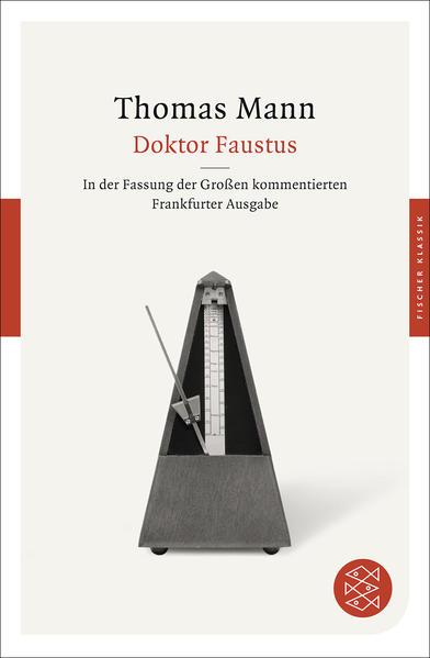 Doktor Faustus - Coverbild