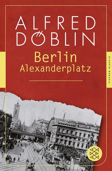 Berlin Alexanderplatz - Coverbild