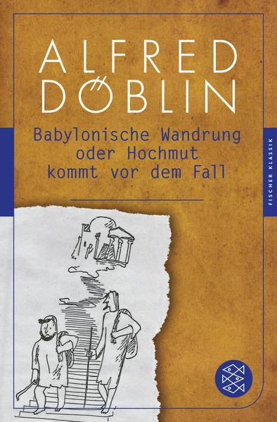 Babylonische Wandrung oder Hochmut kommt vor dem Fall - Coverbild