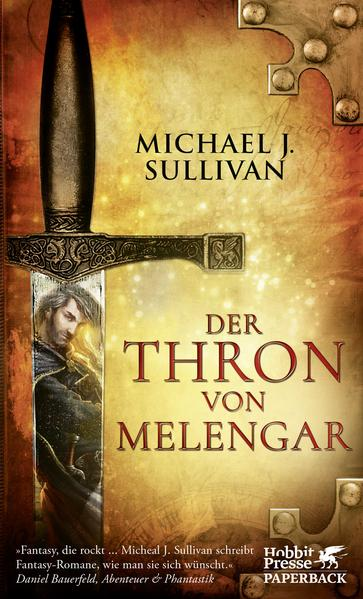 Der Thron von Melengar - Coverbild