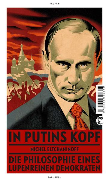 In Putins Kopf - Coverbild