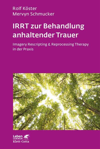 IRRT zur Behandlung anhaltender Trauer - Coverbild