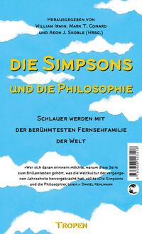 Die Simpsons und die Philosophie Cover