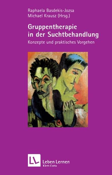 Gruppentherapie in der Suchtbehandlung - Coverbild