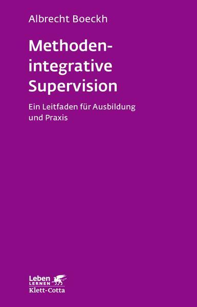 Methodenintegrative Supervision - Coverbild