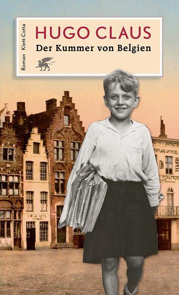 Der Kummer von Belgien - Coverbild
