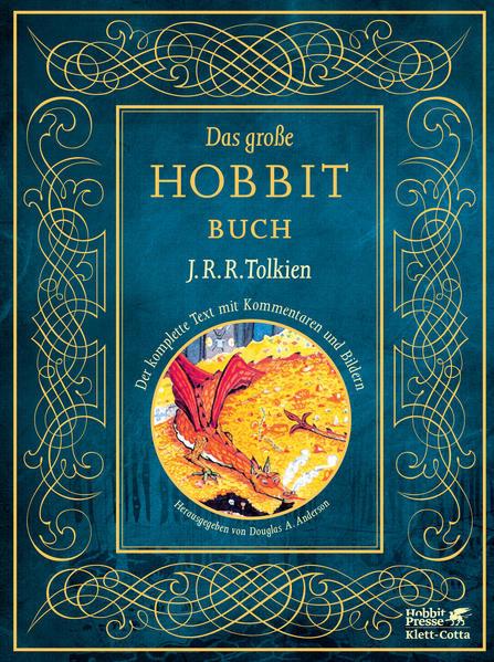Das große Hobbit-Buch - Coverbild