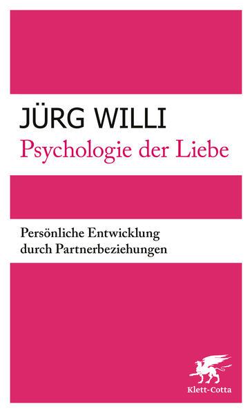 Psychologie der Liebe - Coverbild