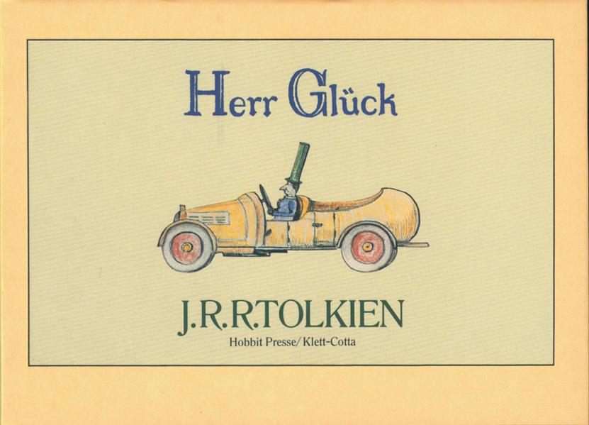 Herr Glück - Coverbild