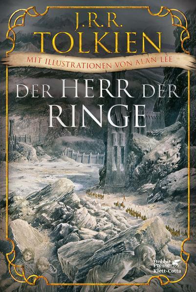Der Herr der Ringe - Coverbild