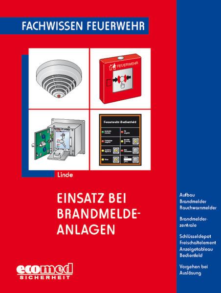 Einsatz bei Brandmeldeanlagen - Coverbild