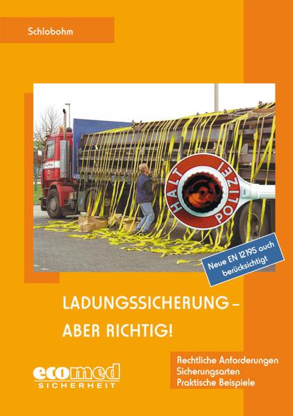 Ladungssicherung - aber richtig! - Coverbild